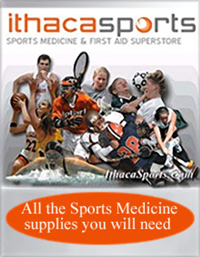 Ithaca Sports Catalog Cover