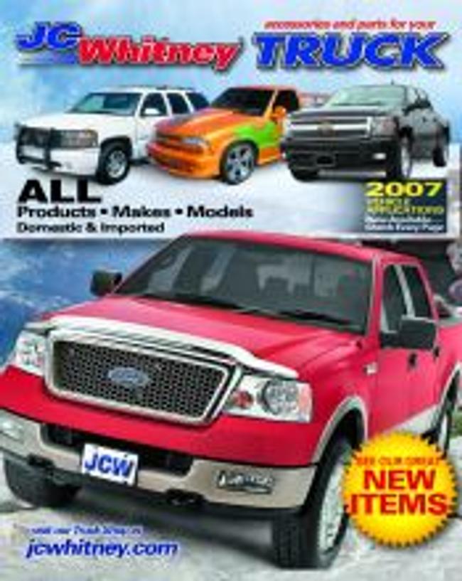 Carparts.com Catalog Cover