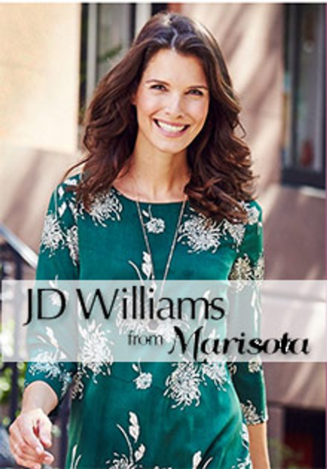 JD Williams Catalog Cover