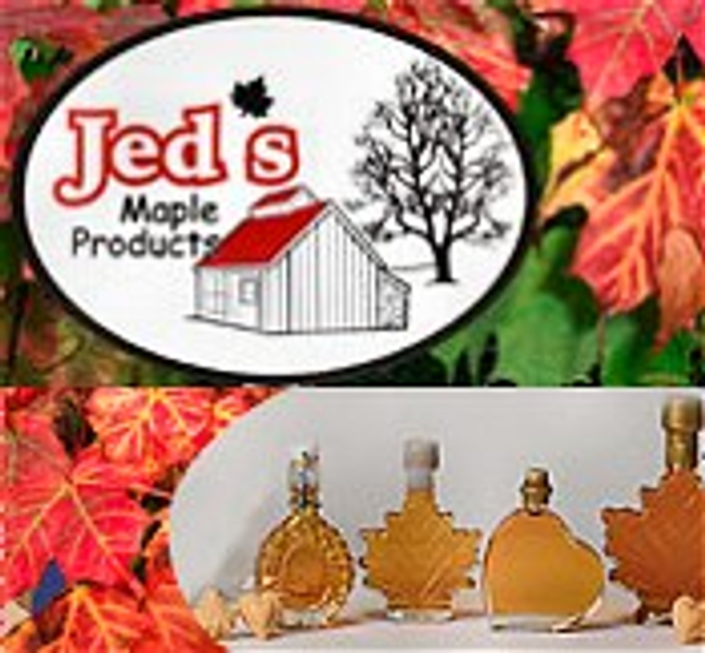 Jed's Maple Catalog Cover