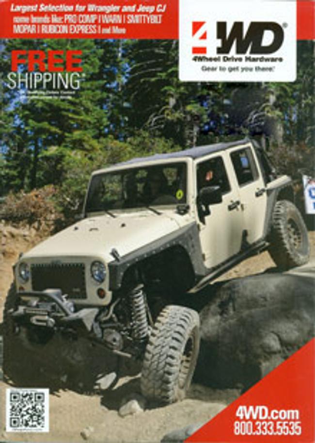 Jeep Cherokee Catalog Cover