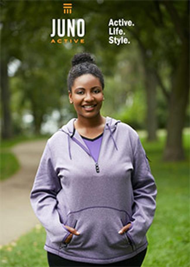 Juno Active Catalog Cover