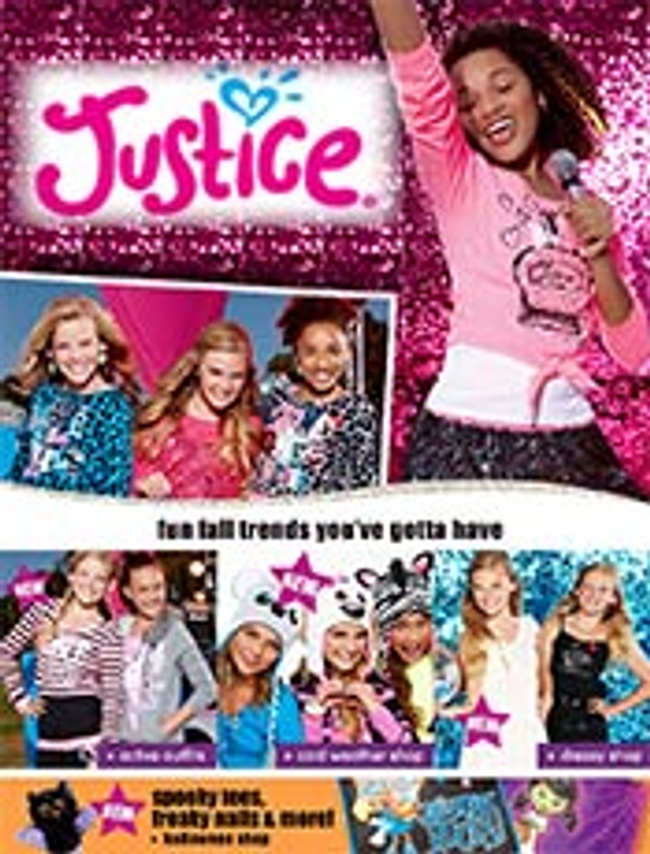 Justice Catalog Cover