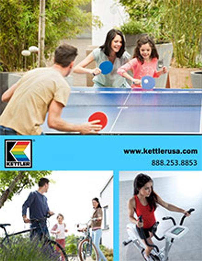 Kettler USA Catalog Cover