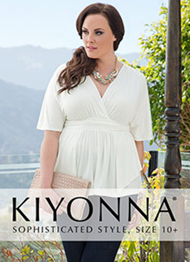 Kiyonna Catalog Cover