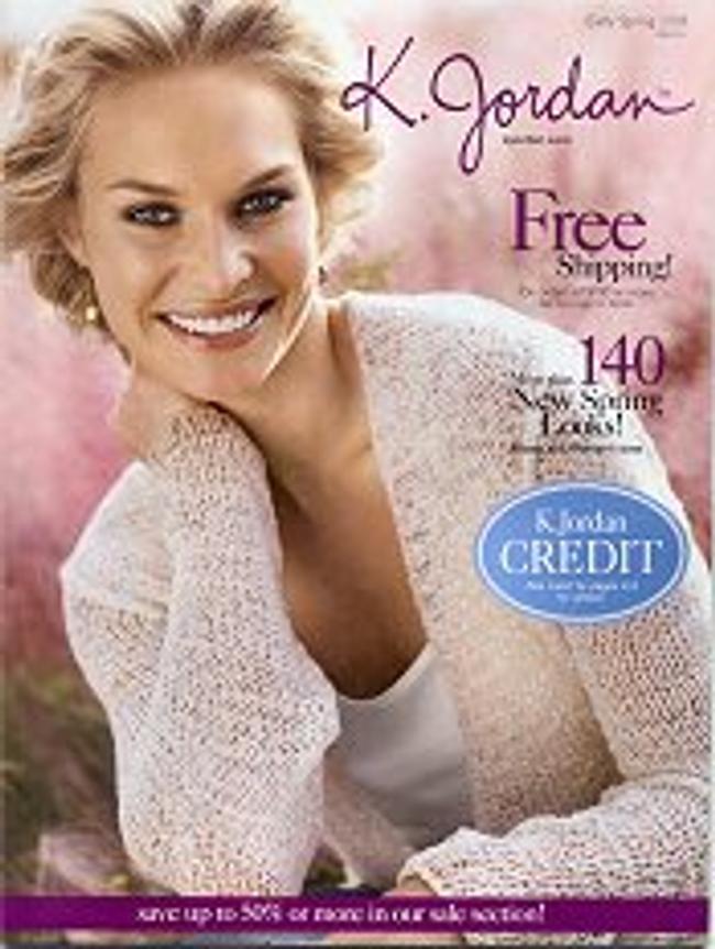 K. Jordan Catalog Cover
