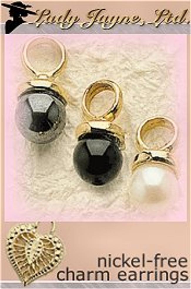 Lady Jayne Charm Jewelry Catalog Cover