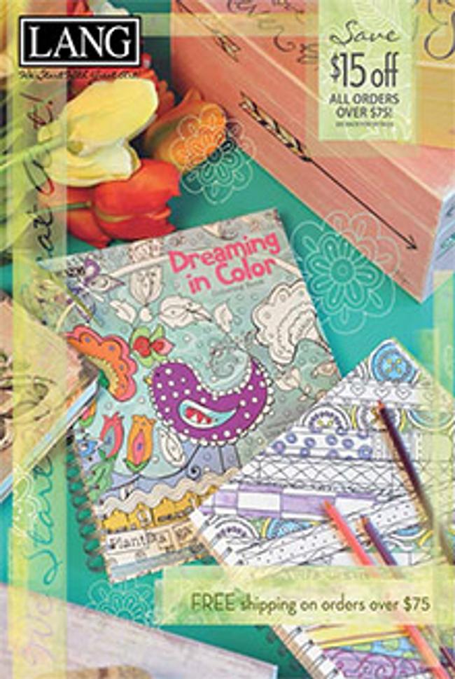 LANG Catalog Cover