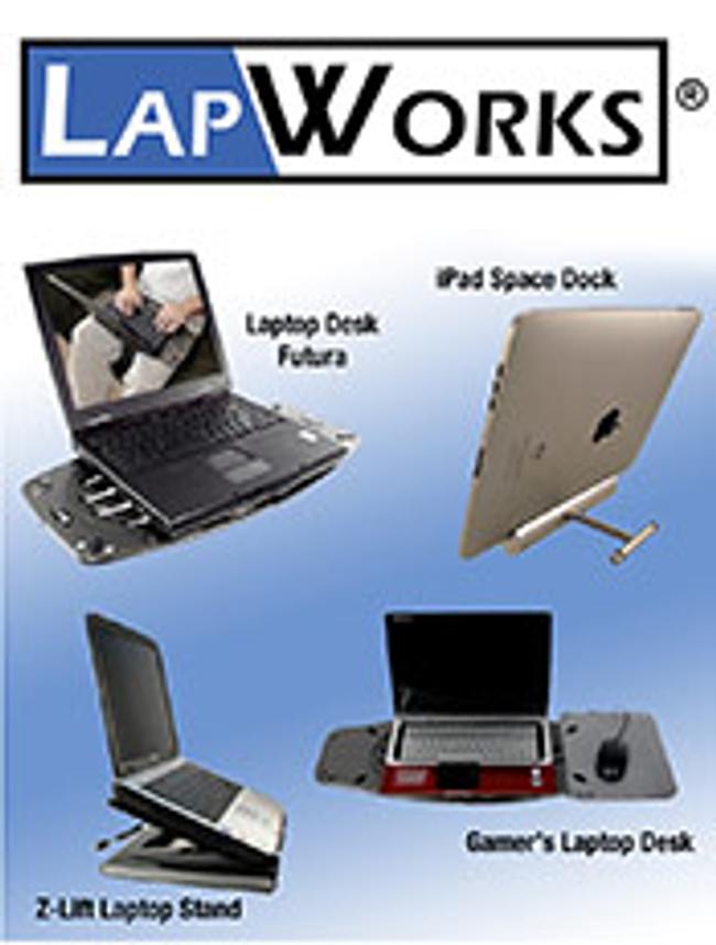 LapWorks Catalog Cover