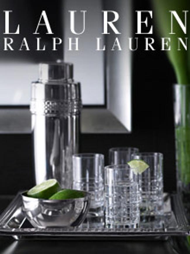 Lauren Dinnerware Catalog Cover