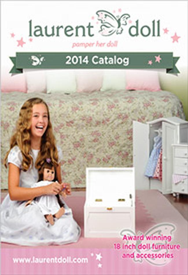 Laurent Doll Catalog Cover