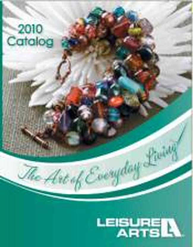 Leisure Arts Catalog Cover
