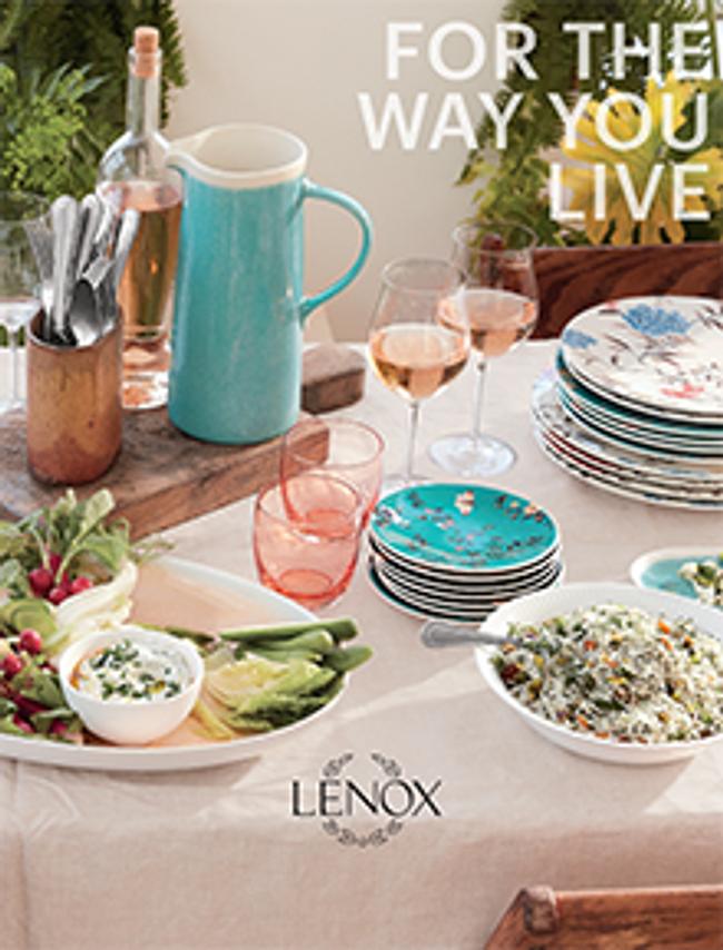 Lenox Catalog Cover
