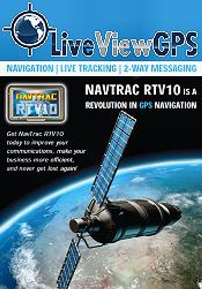 Live View GPS Catalog Cover