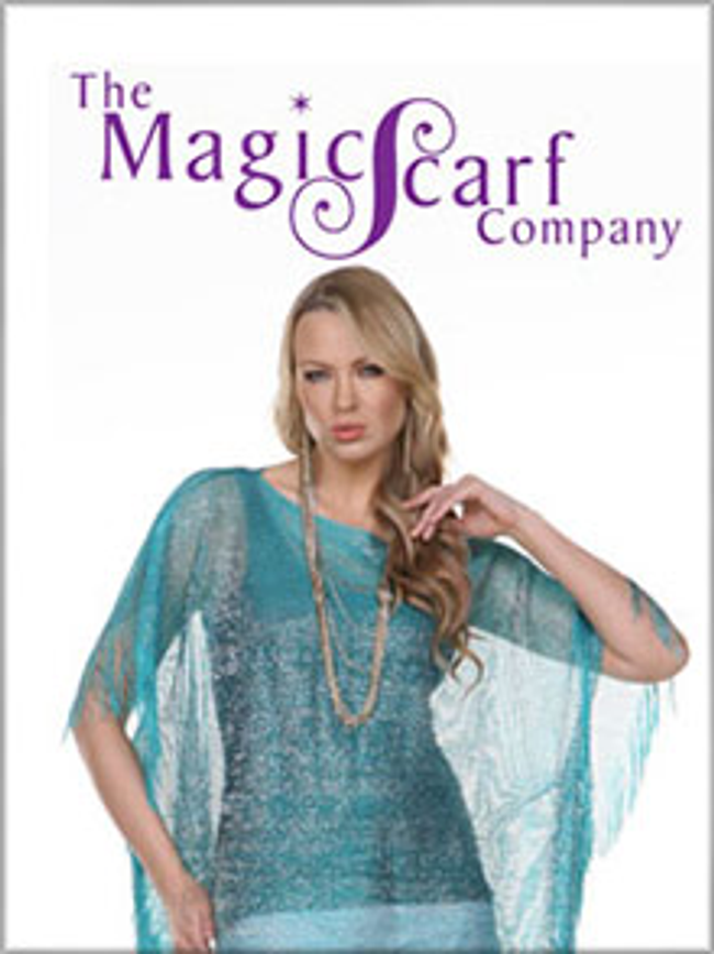The Magic Scarf Company Catalog Cover