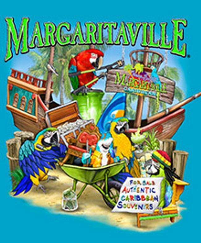 Margaritaville Caribbean Catalog Cover