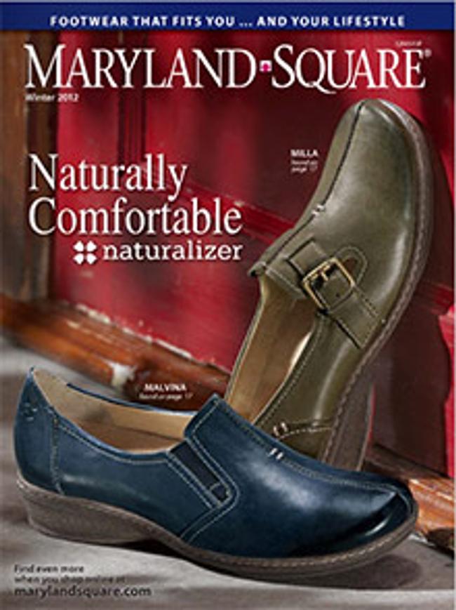 Maryland Square Catalog Cover