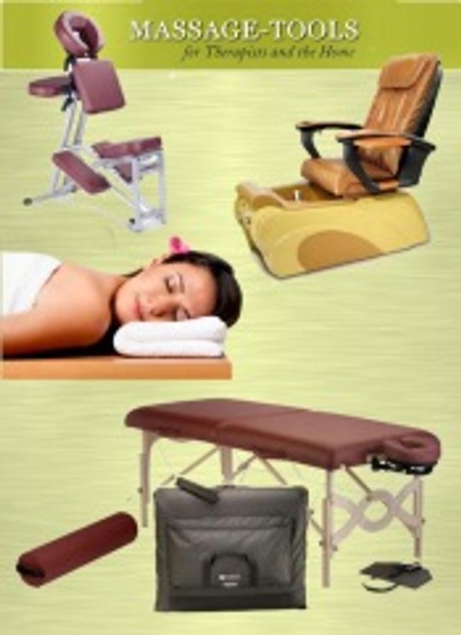 Massage Tools - B2B Catalog Cover