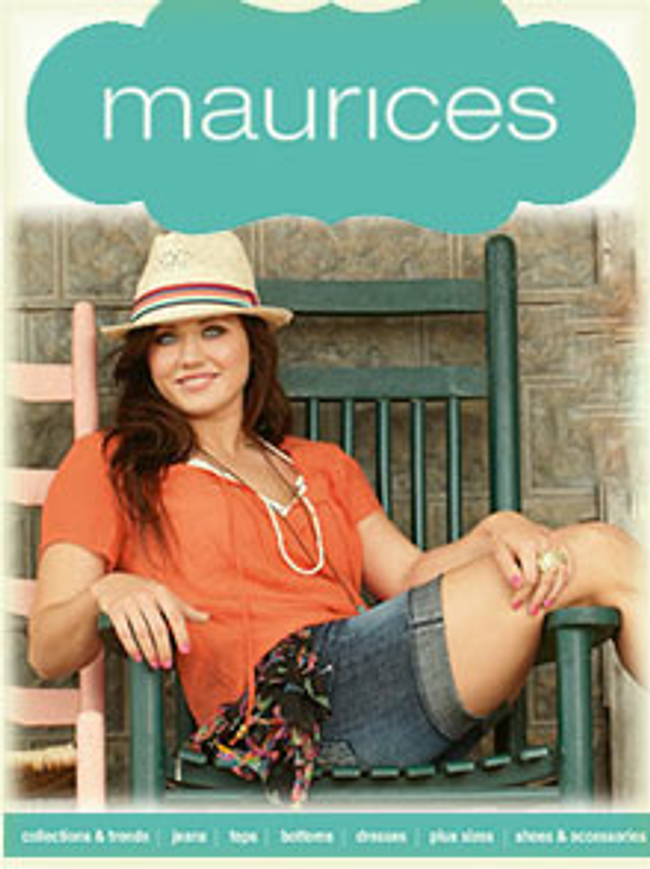 Maurices Catalog Cover