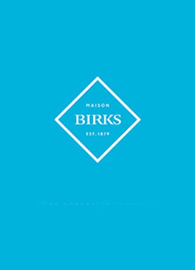Mayors & Birks Jewelers  Catalog Cover