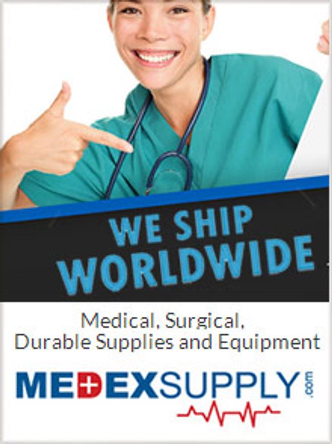 MedExSupply.com Catalog Cover