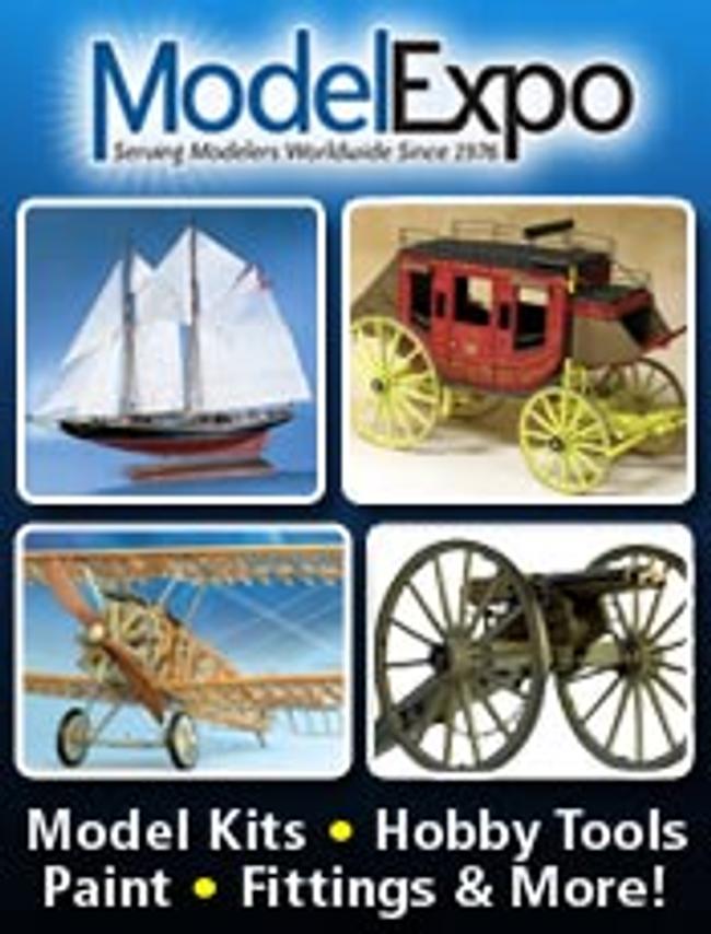 Model Expo Catalog Cover