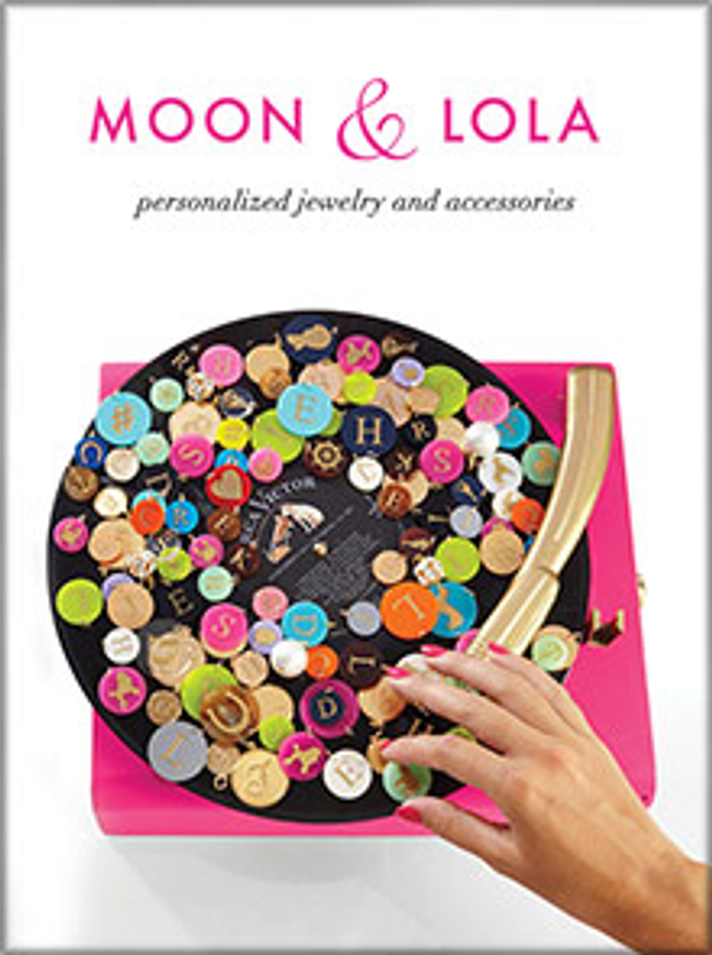 MOON and LOLA Catalog Cover