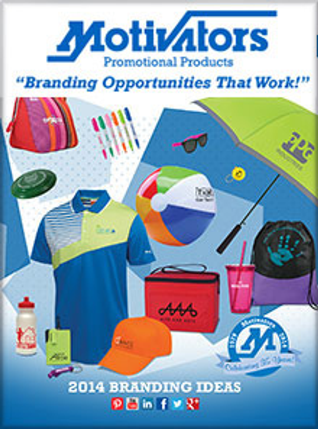 Motivators Catalog Cover