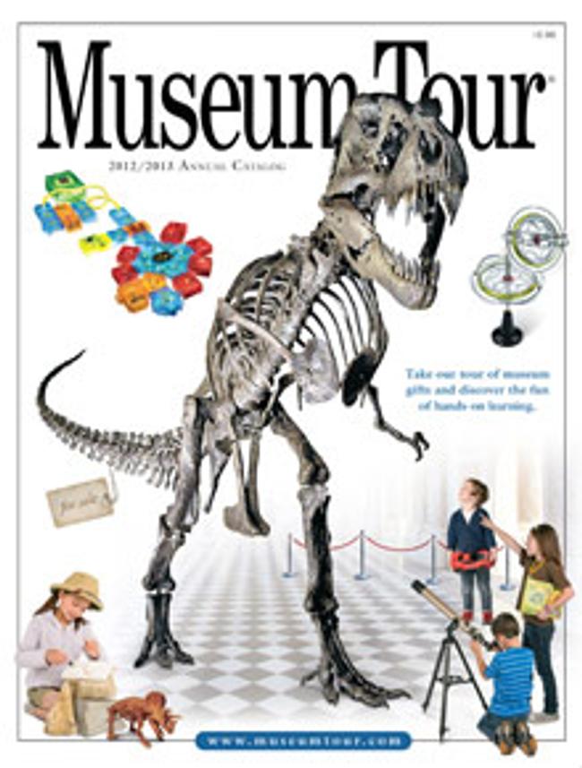 Museum Tour Catalog Cover