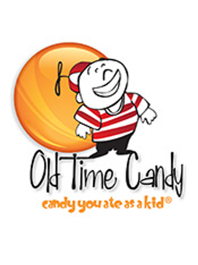Old Time Candy Catalog Cover