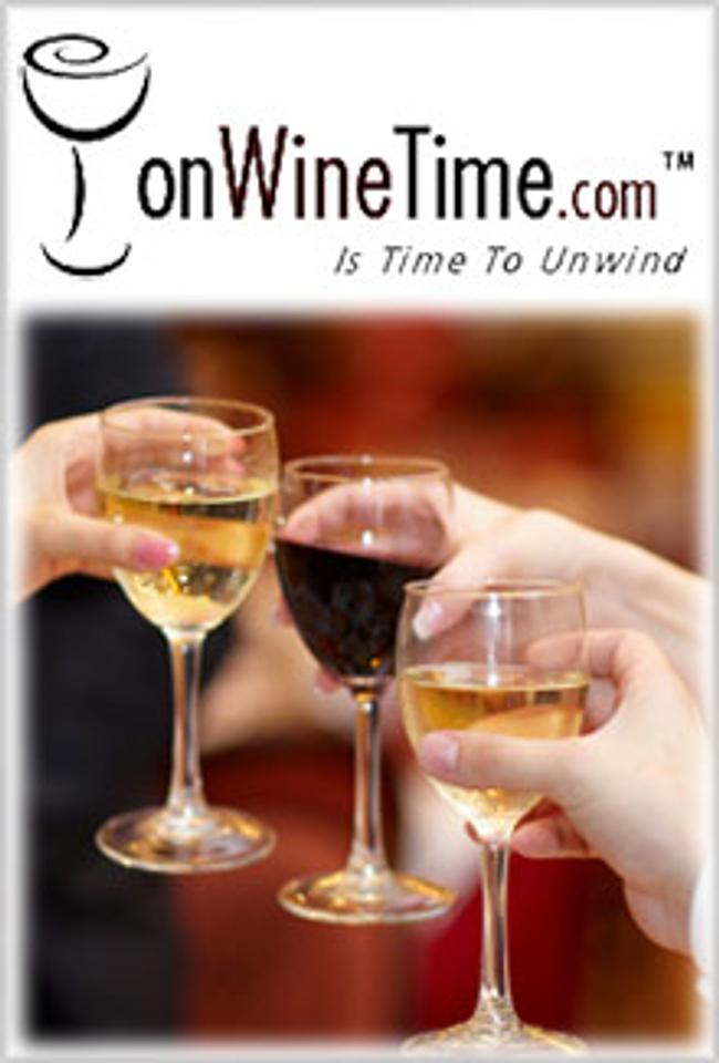 onWineTime Catalog Cover