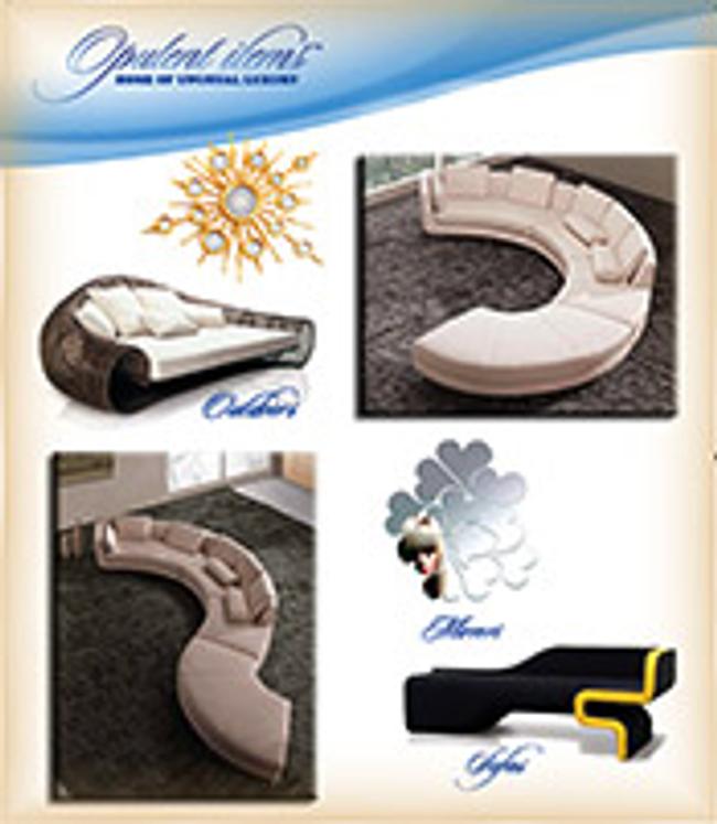 Opulent Items Catalog Cover