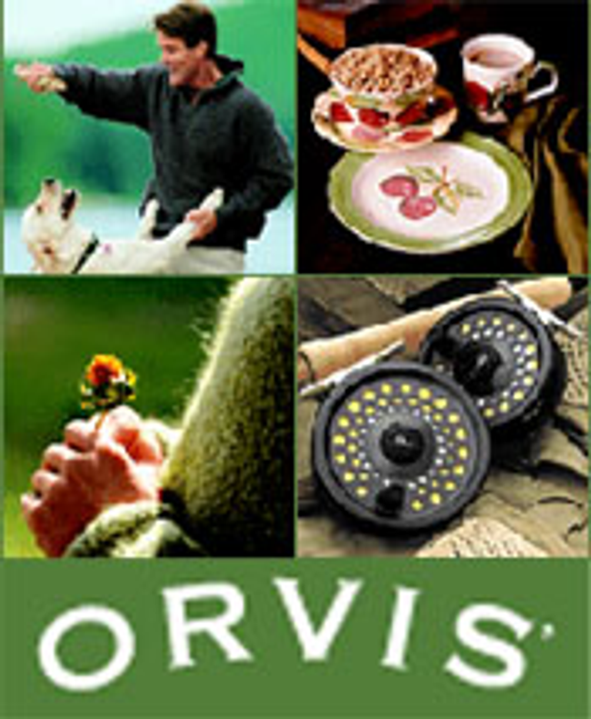 Orvis Classic Catalog Cover