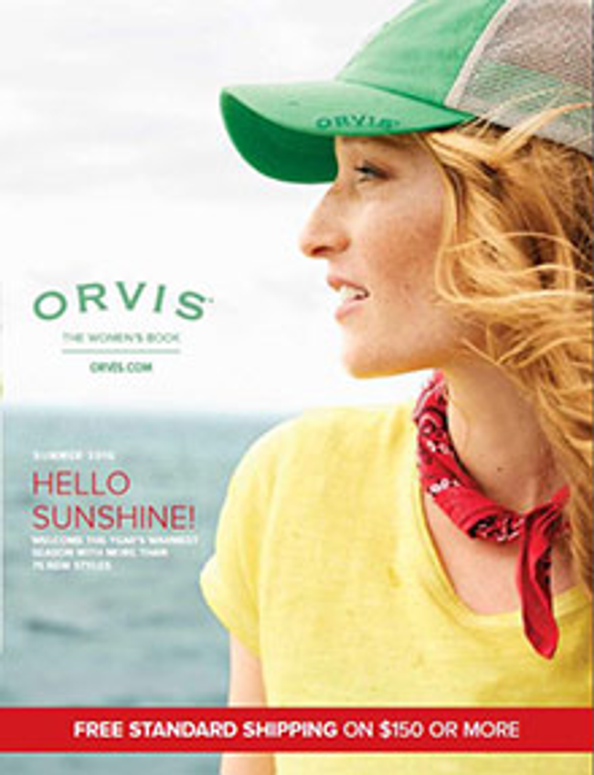 Orvis Catalog Cover