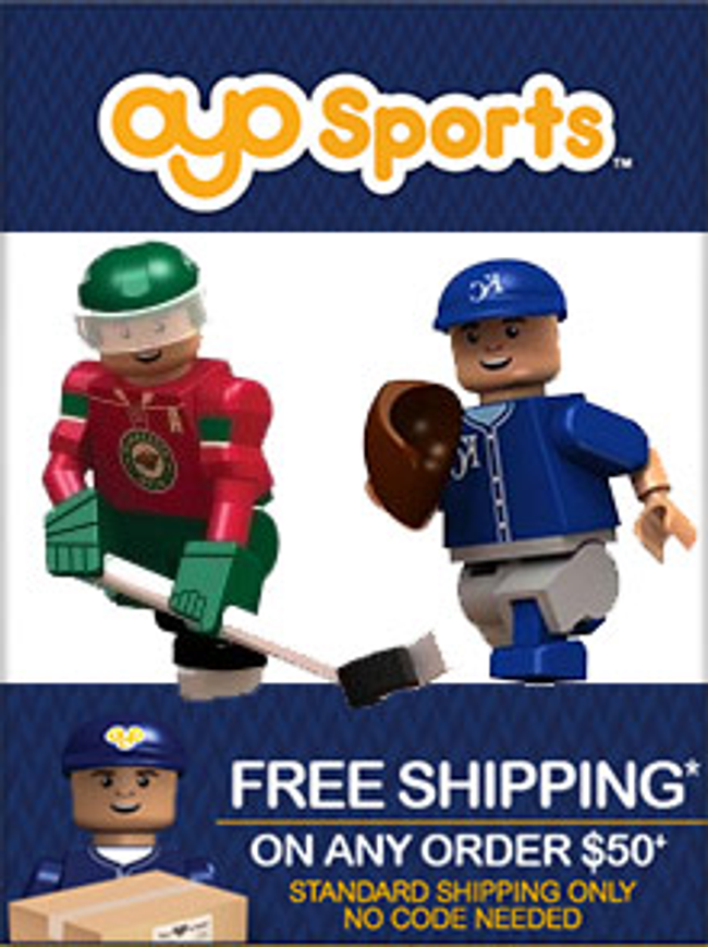 OYO Sports Catalog Cover
