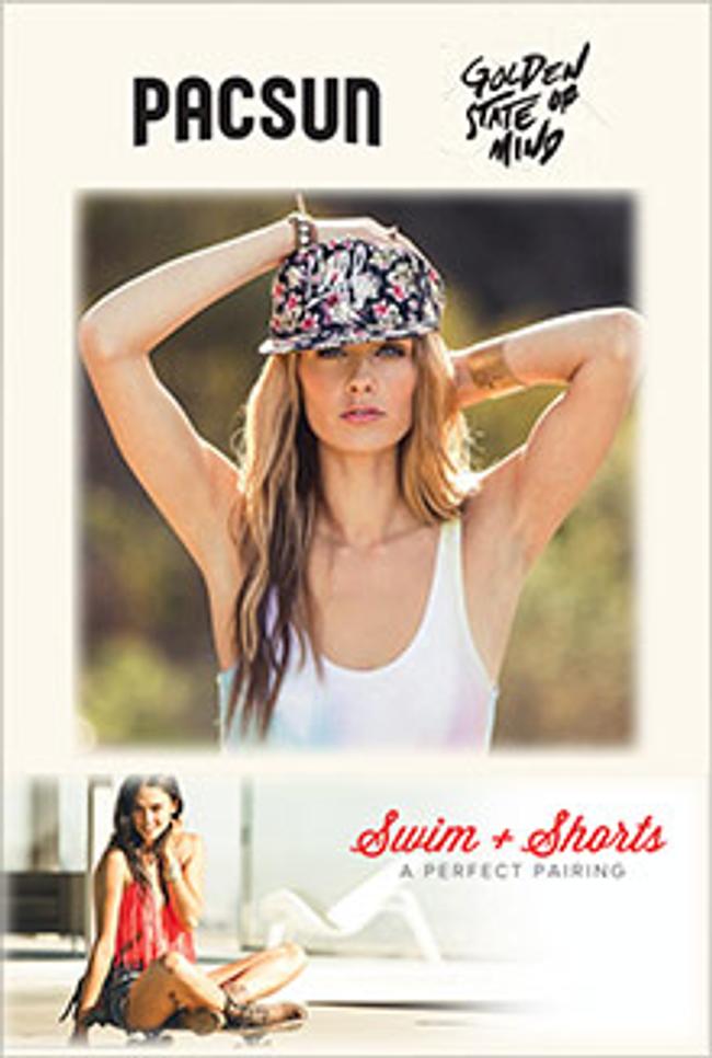 PacSun Catalog Cover