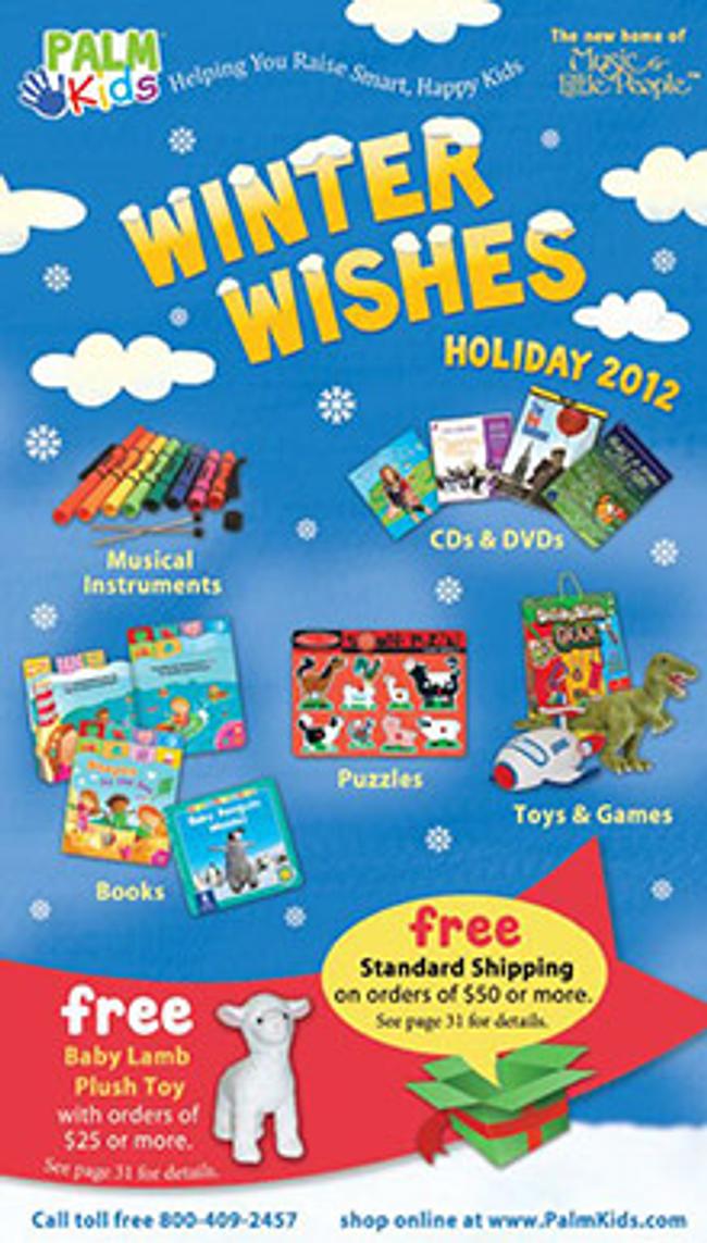 Palm Kids Catalog Cover