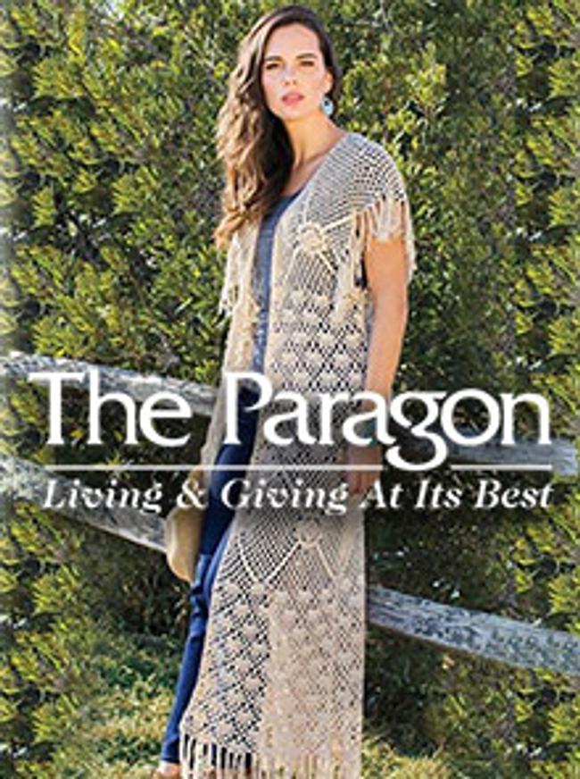 The Paragon Catalog Cover