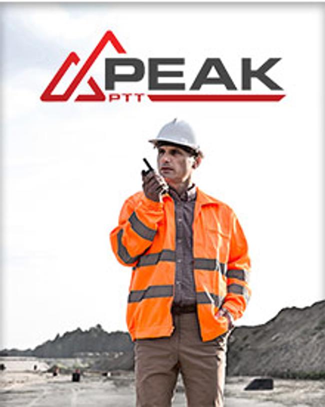 PeakPTT Catalog Cover