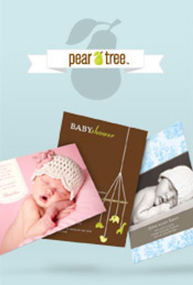 Pear Tree Greetings Catalog Cover