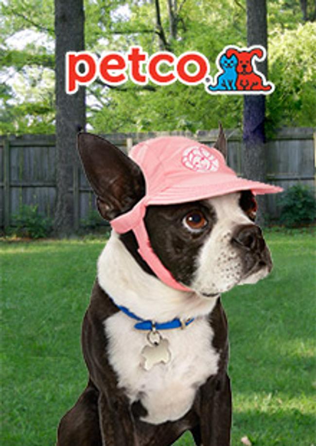 Petco Catalog Cover
