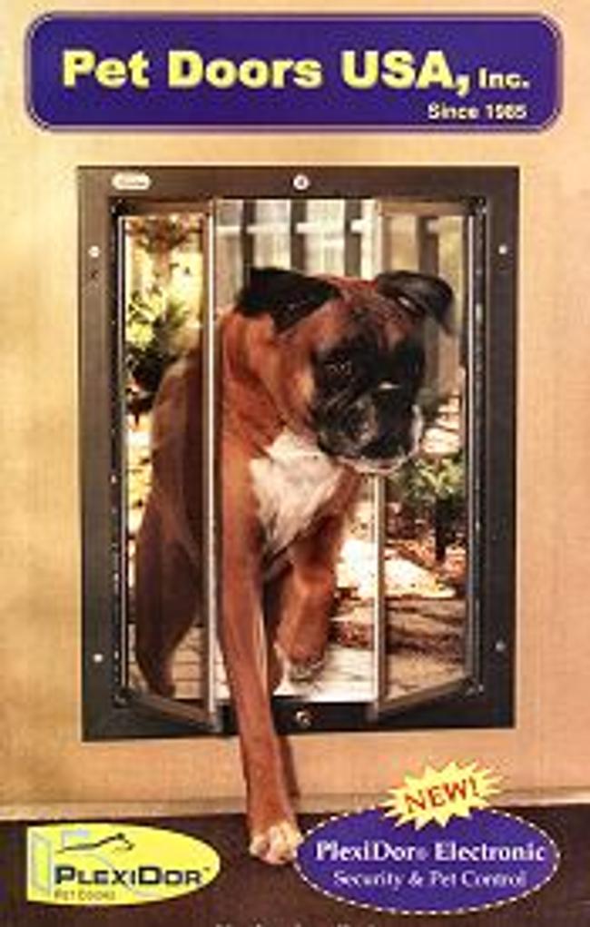 Pet Doors Catalog Cover