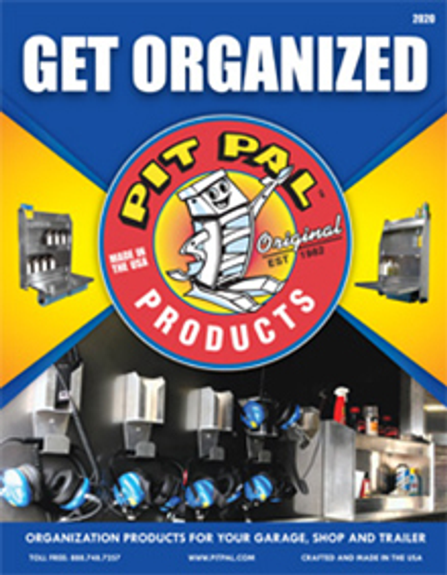 Pit Pal Products Catalog Cover