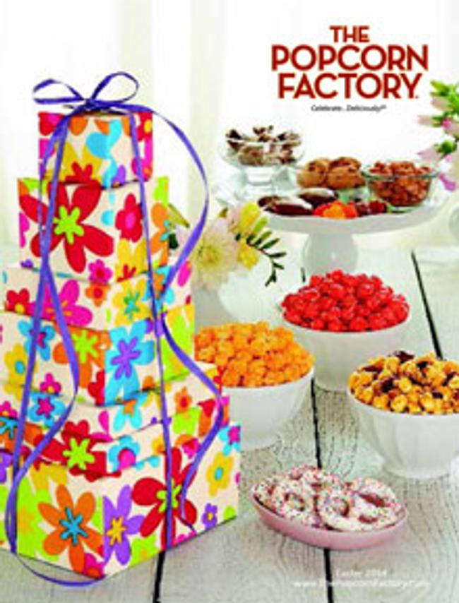 Popcorn Factory Catalog Cover