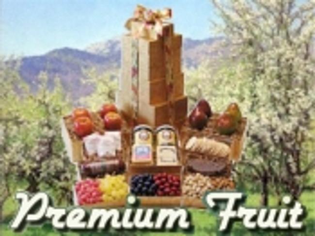 PremiumFruit.com Catalog Cover