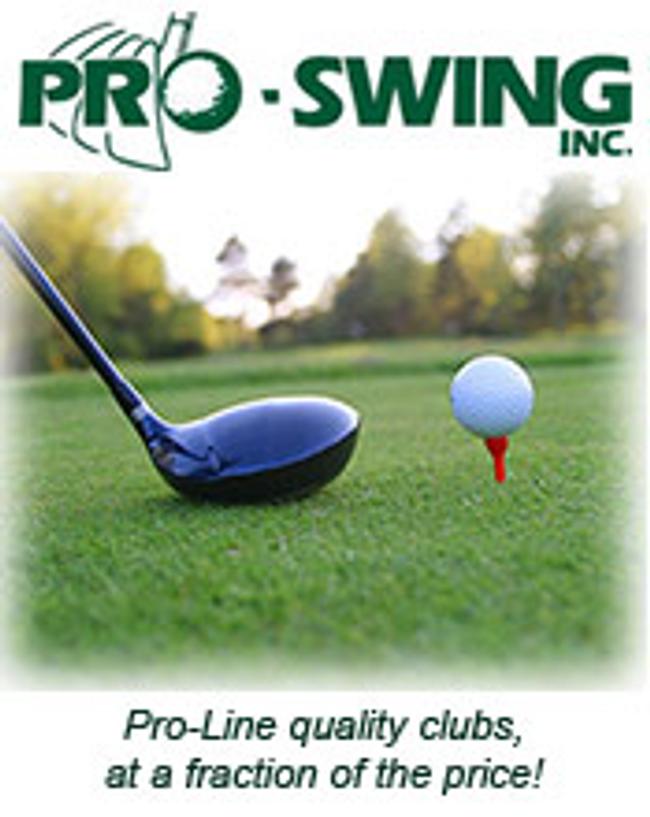 Pro-Swing Catalog Cover
