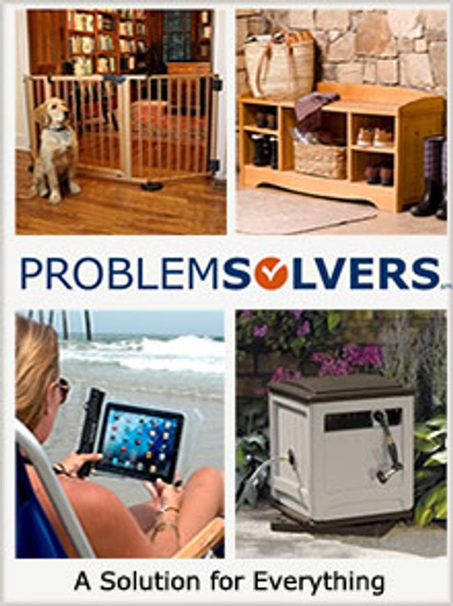 Problem Solvers Catalog Cover
