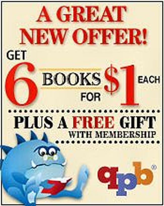 Quality Paperback Book Club® Catalog Cover