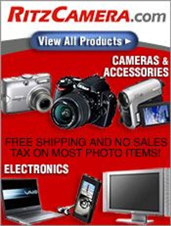RitzCamera.com Catalog Cover