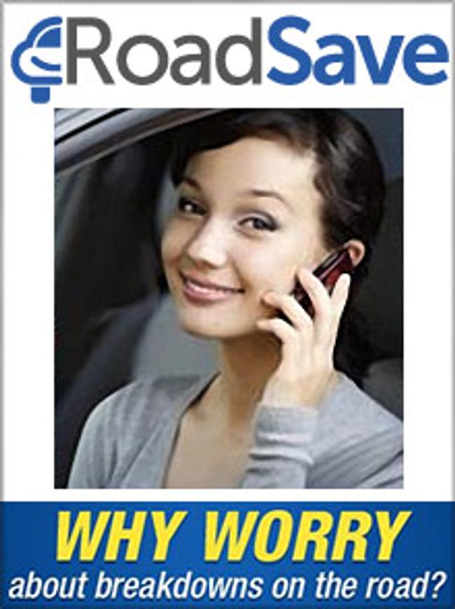 RoadSave Catalog Cover